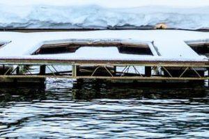 In de winter de zee in: alleen voor die-hards?